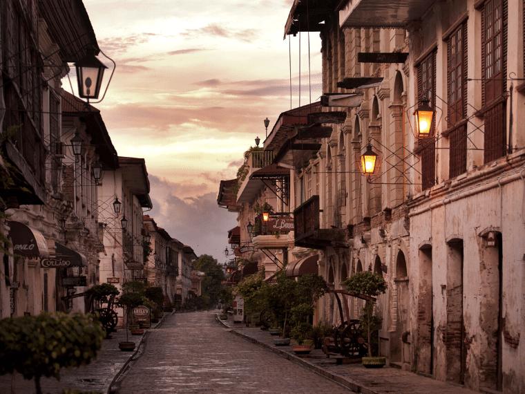 ビガン歴史都市