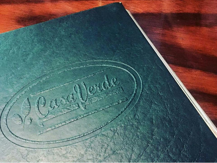 Casa Verde本店のメニュー