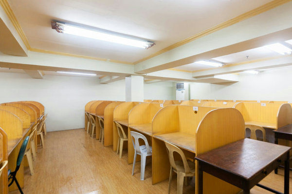 CPILSの自習室