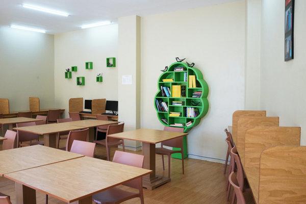 Geniusの自習室