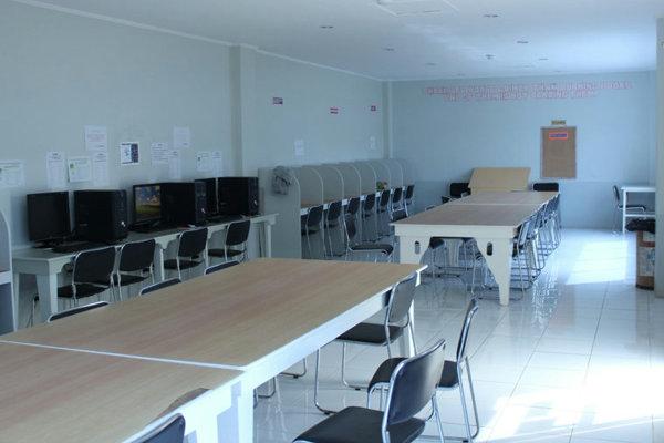 Philinterの自習室