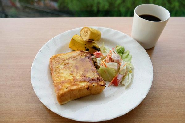 3Dの朝食