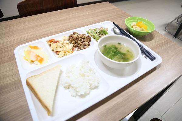 Cebu Blue Oceanの朝食