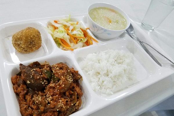 NILSの夕飯
