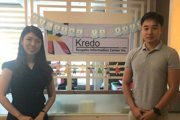 KREDO KIDSのマネージャー