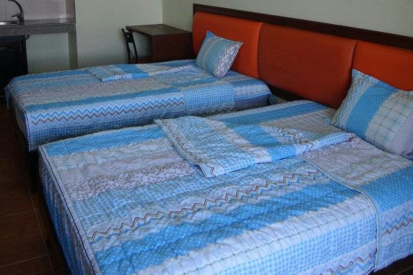 Cebu Blue Oceanの2人部屋