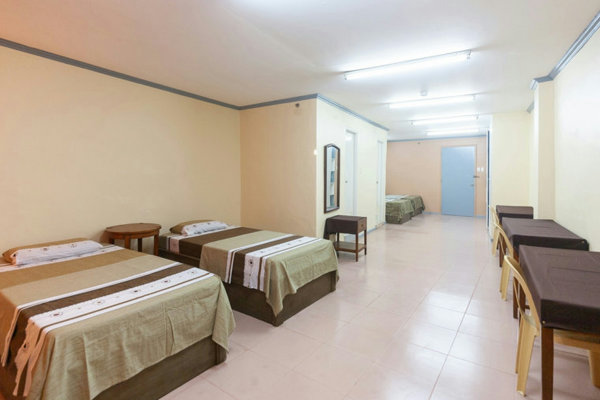 CPILSの4人部屋