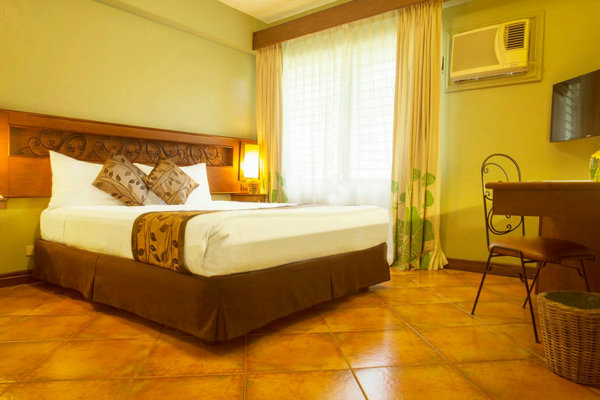 提携モンテベロヴィラホテルの部屋