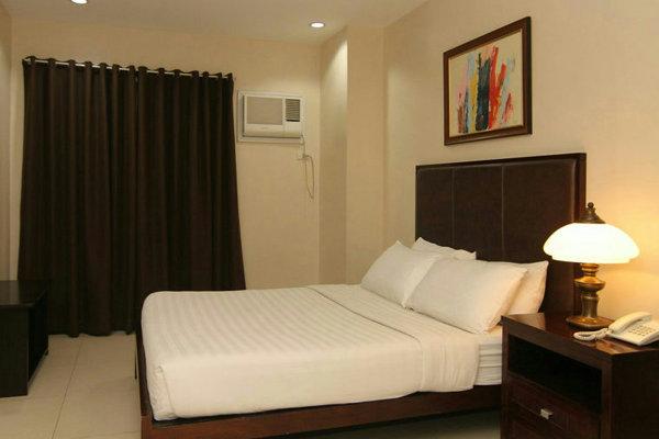 提携メインホテル&スイーツの部屋