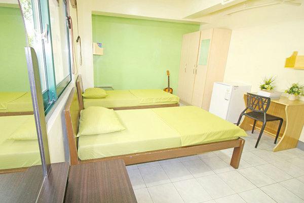 IMS BANILADキャンパスの2人部屋