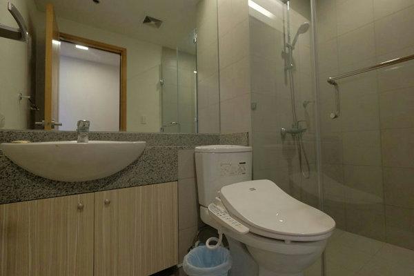 提携パークポイント(Park Point Resort Condominium)のバスルーム