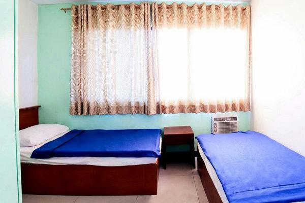 NILSのクラシックキャンパス2人部屋
