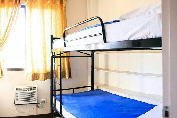 NILSのクラシックキャンパス4人部屋