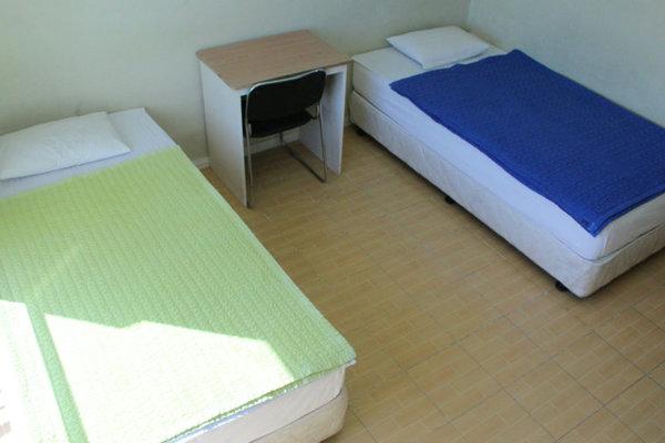 Philinterの2人部屋