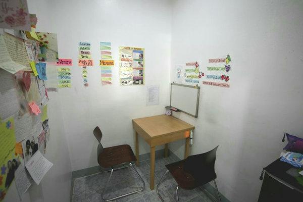 C2のマンツーマン個室