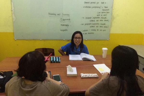 IMS BANILADキャンパスのグループクラス