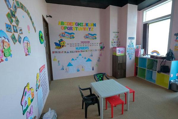 KREDO KIDSのキッズルーム