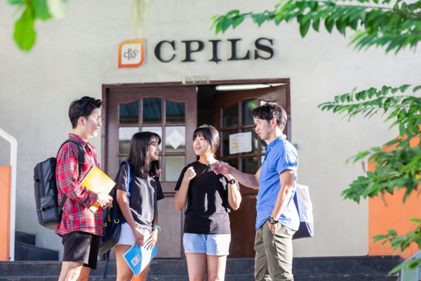 CPILSの日常風景