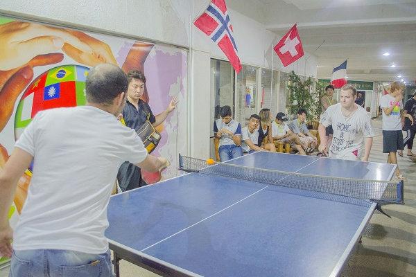 Geniusの卓球大会