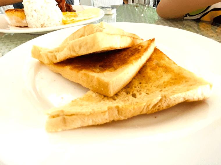 パシフィックセブリゾート・朝食