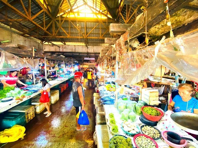 Badian Public Market